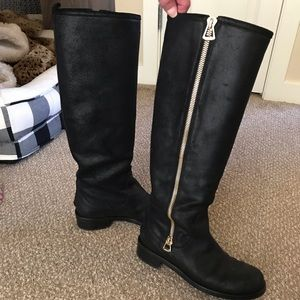 AUTHENTIC Jimmy Choo Zip up Boots